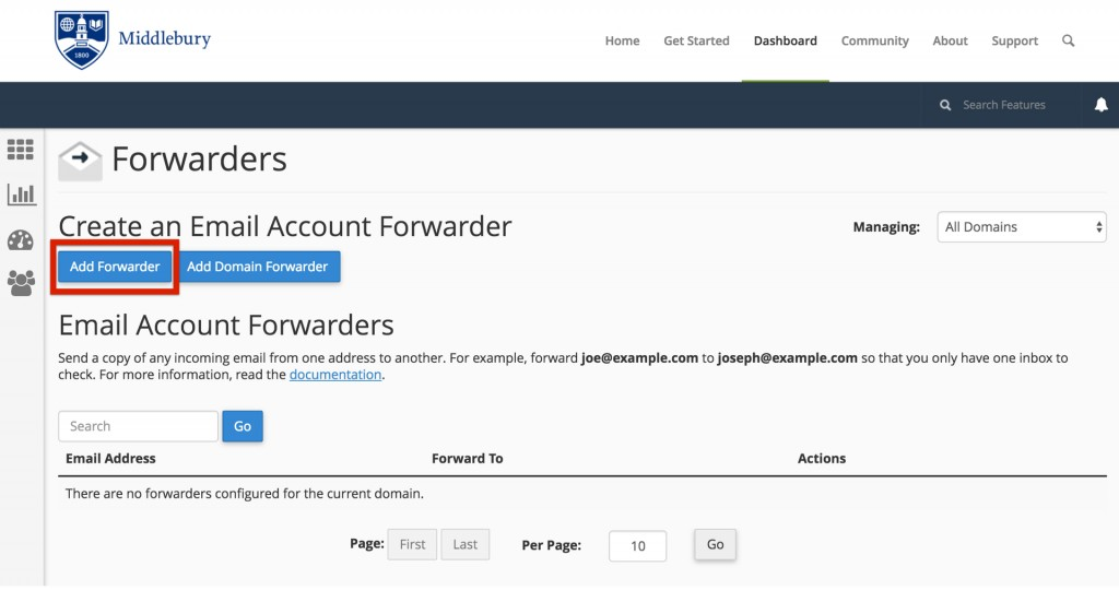 add forwarder.001