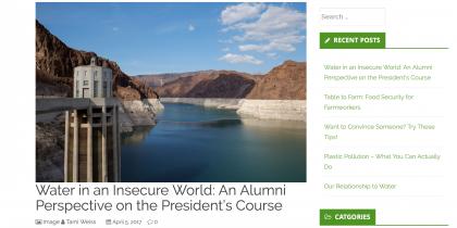 EcoActivists Website